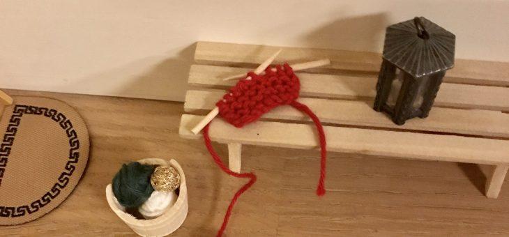 Nissedør – strikketøj diy