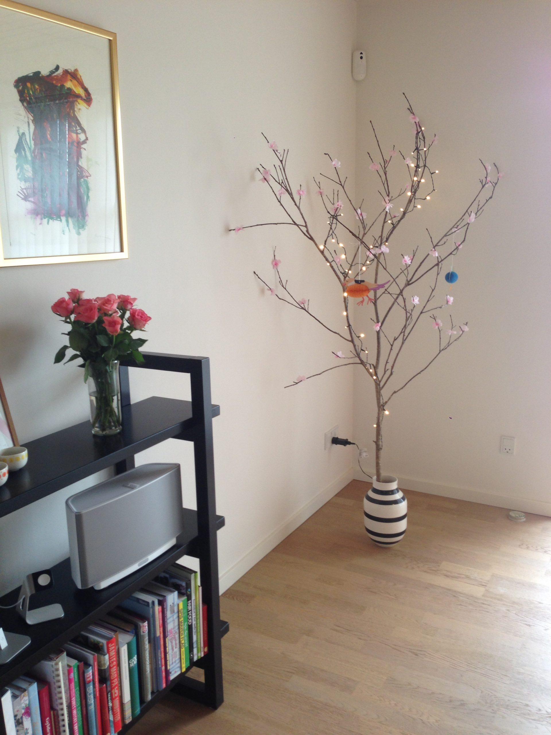Træet i stuen
