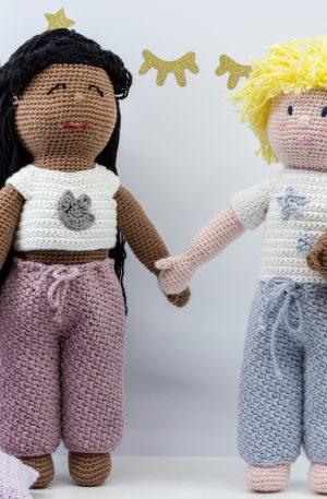 Dukke Nora og Elias